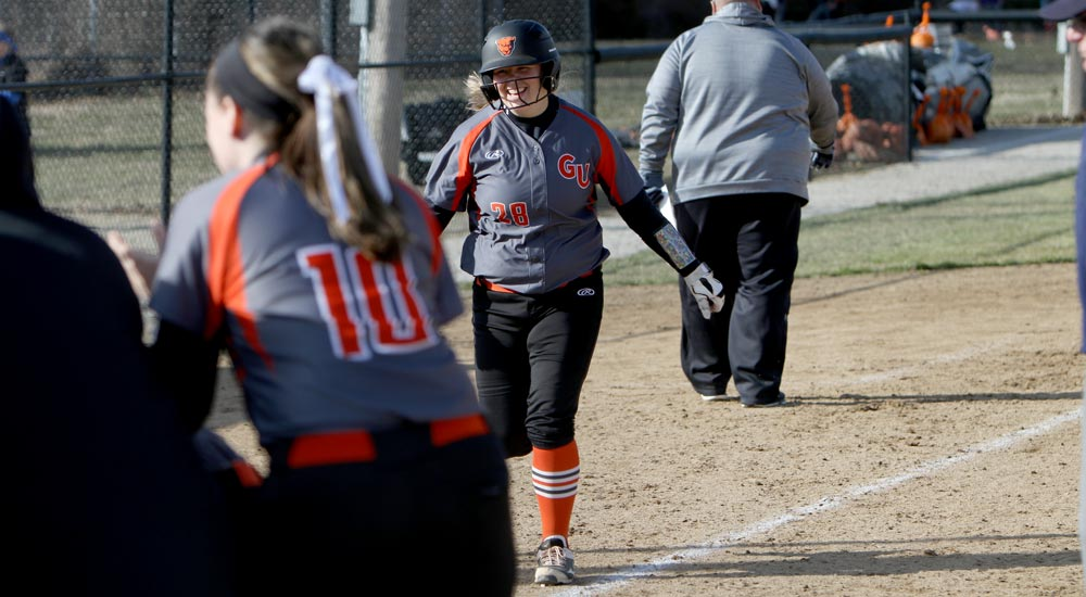 Softball falls to Millikin in two games