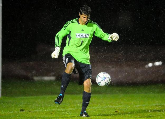 Men's Soccer Posts Another Shutout