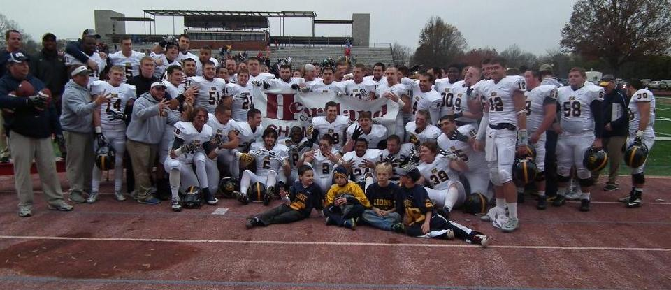 Football Claims HCAC Title, Playoff Berth with Victory Bell Win at Hanover