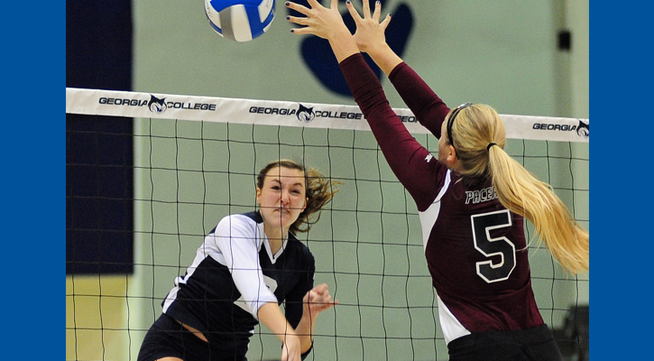 Bobcat Volleyball Slips at Home Against USC Aiken, 3-1