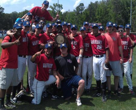 Middle Georgia Captures GCAA Baseball Championship