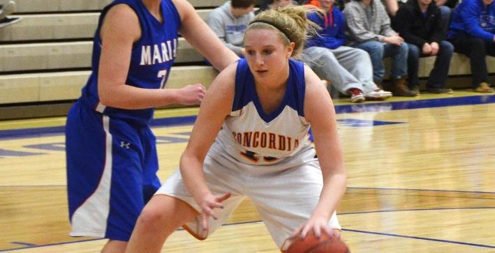 Women's Basketball gains NACC road win over Concordia Chicago