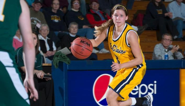 Women's Basketball Wins Big Over Frostburg State, Keeps Winning Streak Alive