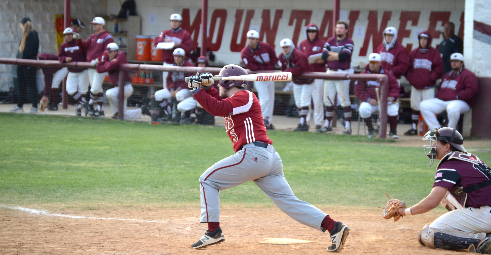 Austin College Baseball Blanked by Centenary