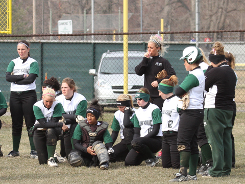 Storm Softball Swept in Saginaw