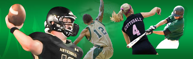 Scottsdale Community College Athletics Header Image