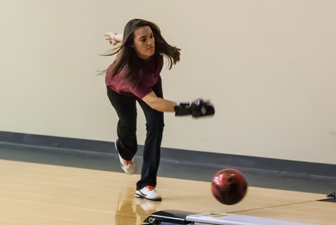 Bowling teams competing in The FSU Seminole Classic