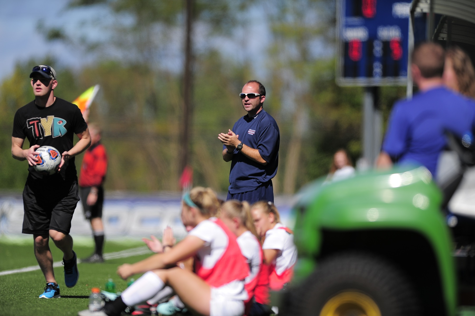 Women's Soccer Set to Host College ID Clinic