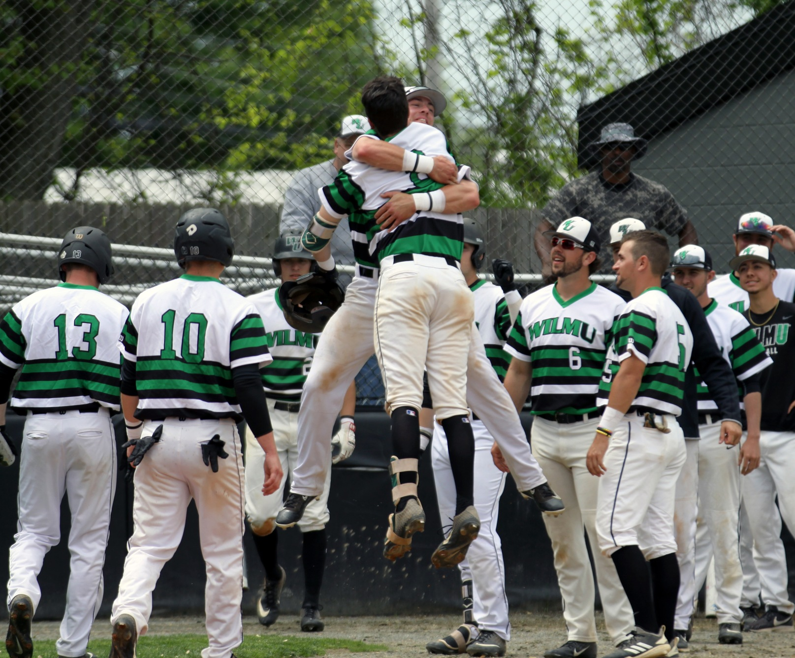 South's No. 2 Wildcats Smash 19 Hits on Way to 14-3 Win over Nyack in CACC Tournament Play-In