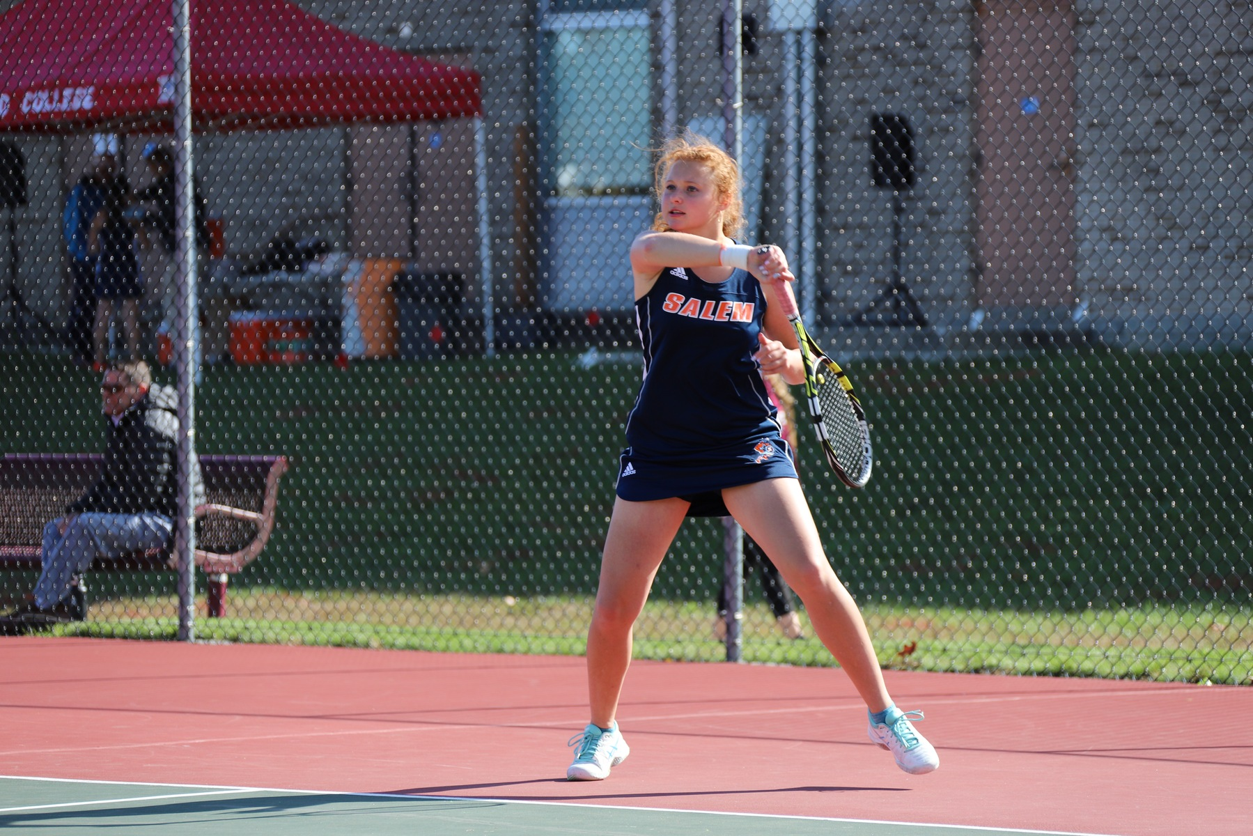 Salem State Posts 9-0 Win Over Curry