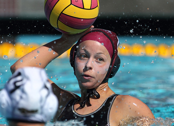 Eleven Different Broncos Score as Water Polo Sweeps Pair Saturday