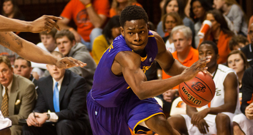 No. 24 Oklahoma State Cowboys round up Golden Eagles, 78-42
