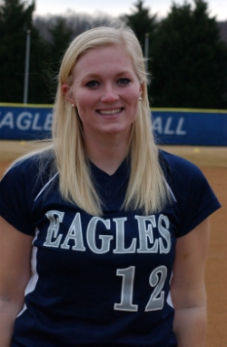 UMW Softball Splits Pair at Methodist Tournament