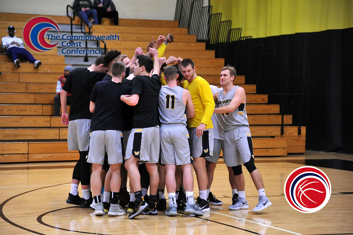 Men's Basketball Seeded Sixth in CCC Tournament