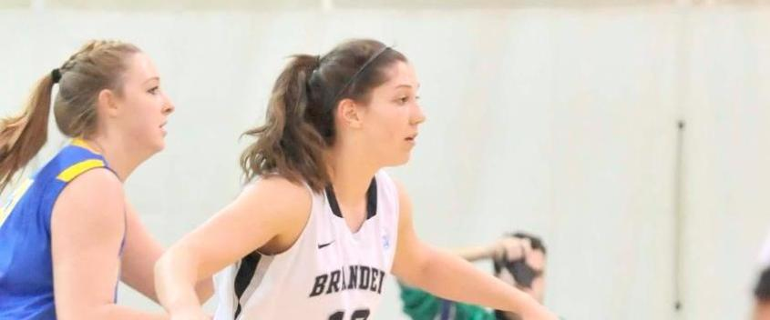 Brandeis Women's Basketball Furious Rally in the Closing Minutes Falls Short in 50-46 loss to Case Western in UAA action