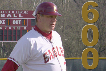 Kendall Picks Up Career Win No. 600 As Eagles Blank Mary Washington