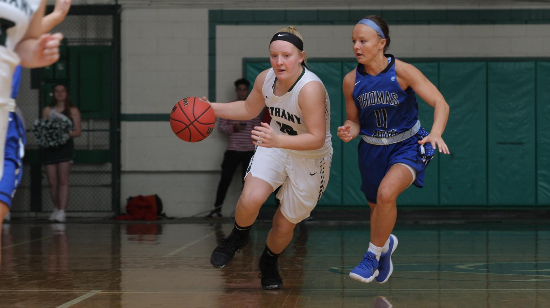 Bethany Charges Past Westminster