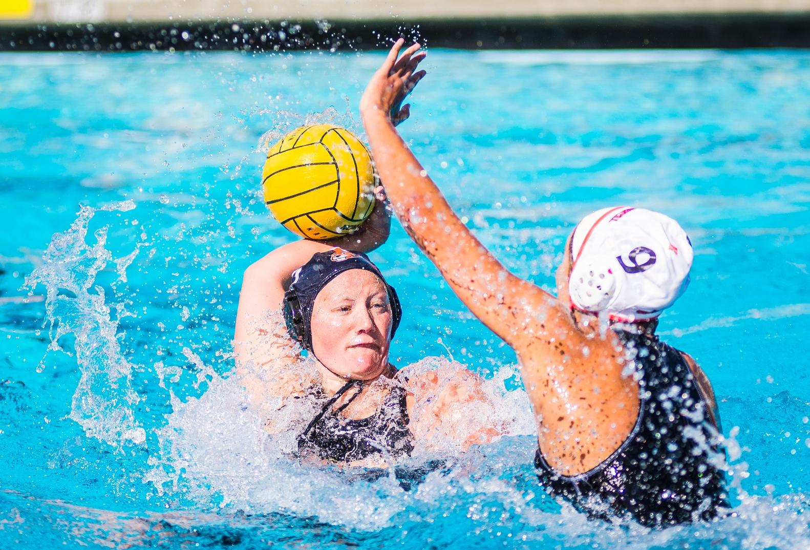 Women's Water Polo Closes Out Season in SCIAC Tournament