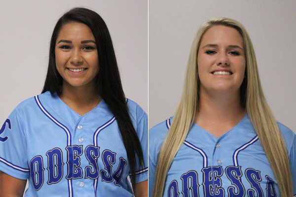 WJCAC Softball Players of the Week (April 2-8)