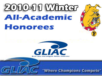 GLIAC Winter All-Academic Teams Announced
