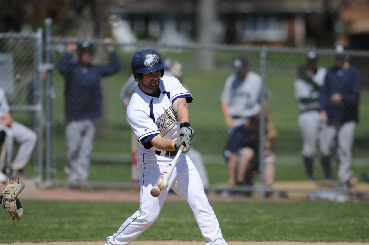 Baseball squanders early leads and drops both ends of double header to Penn State Altoona