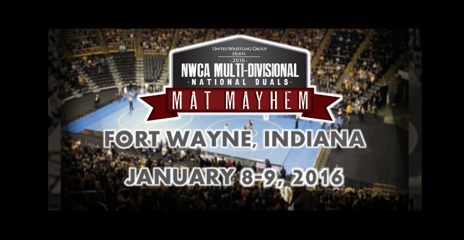 Storm Wrestling Set for NWCA National Duals