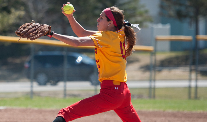 2017 Ferris State Softball Winter Individual Camps