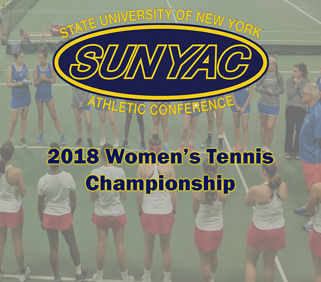 Women's tennis final four set for Saturday
