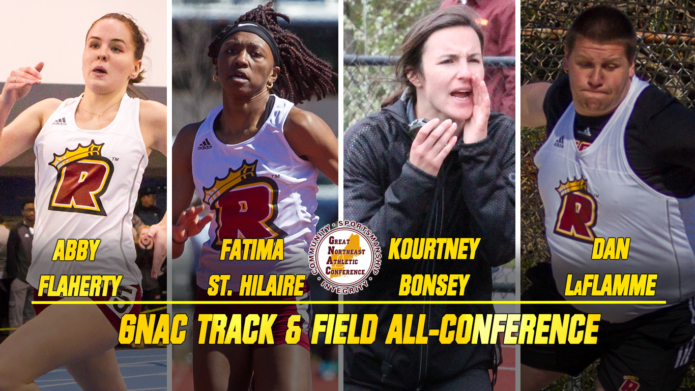 Pride Track And Field Take Home Six GNAC Major Awards