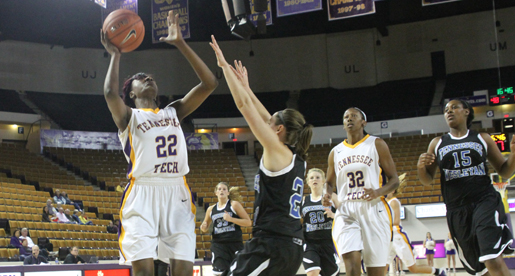 The Eblen Center defended: Golden Eagles rout Tennessee Wesleyan in season opener at home