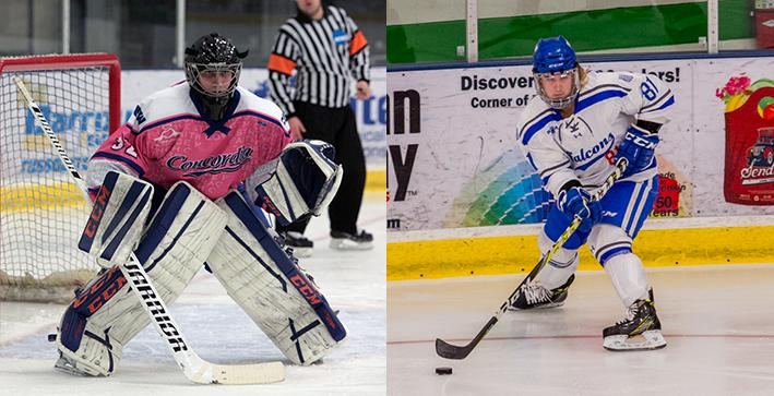 Hogg, Malvin collect NCHA weekly awards