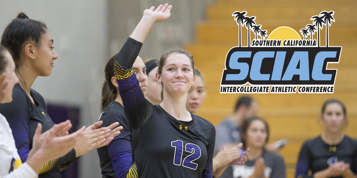 Makenzie Thieme named SCIAC Offensive Athlete of the Week