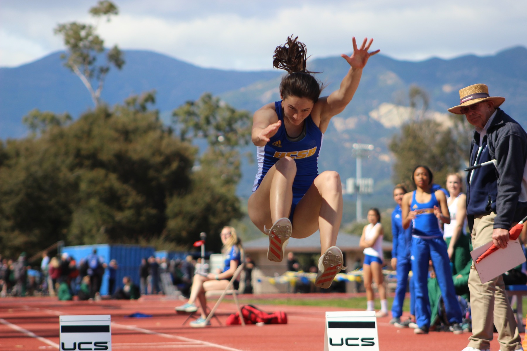 Gauchos Conclude Day Two of UCLA Legends Invitational