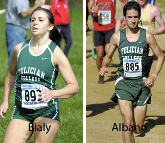 Felician Set For Sunday's CACC Cross-Country Championship
