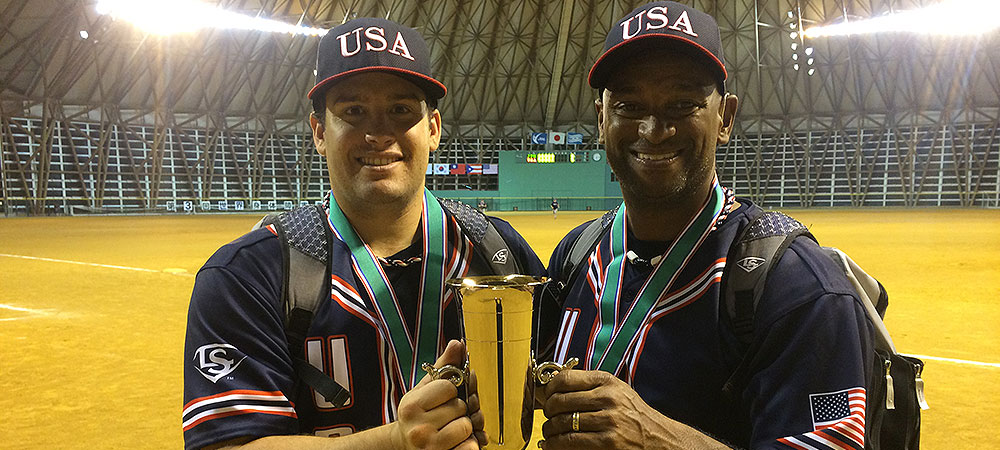 Gallaudet's Curtis Pride leads Team USA to first WPC title in Japan