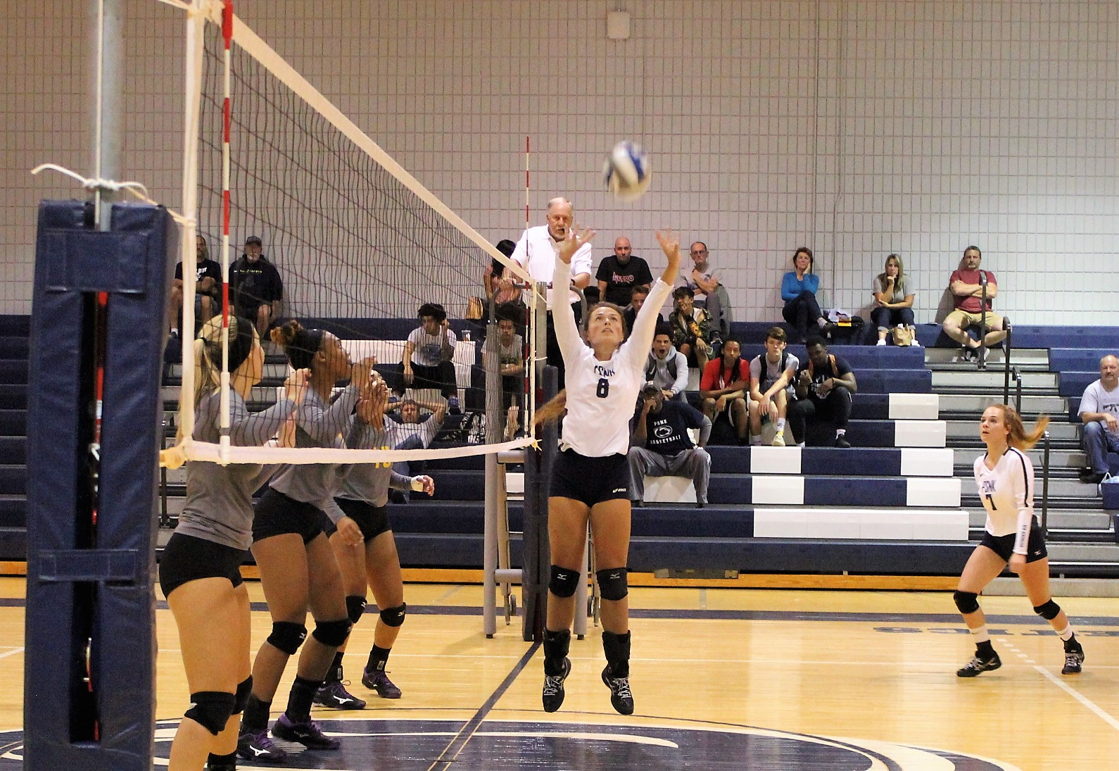 DuBois Defeats New Kensington in PSUAC Volleyball Action