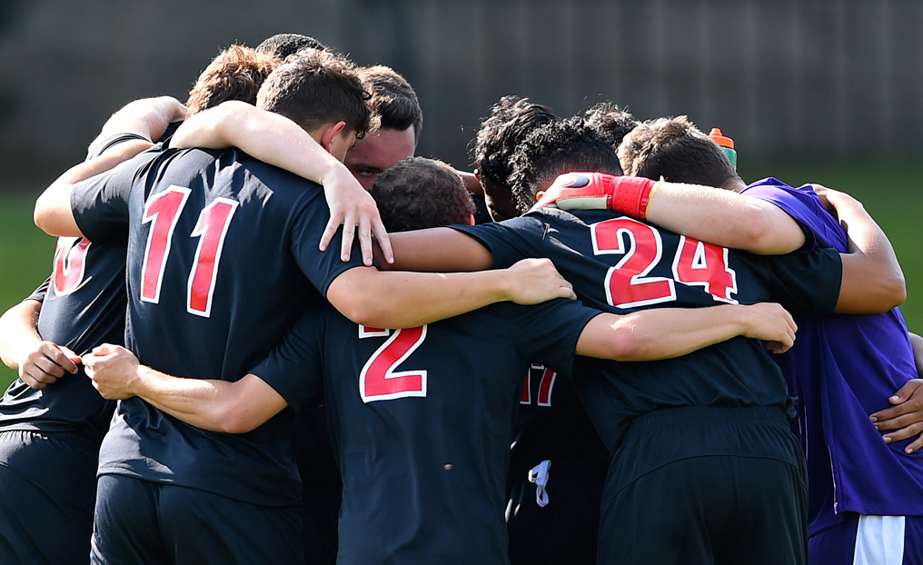 Men's Soccer Earns Top Seed in NECC Championship