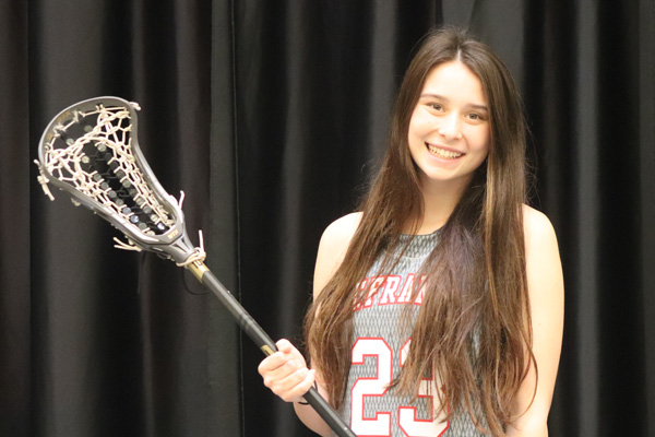 Get to Know: Lacrosse's #23 Jorie Keitges