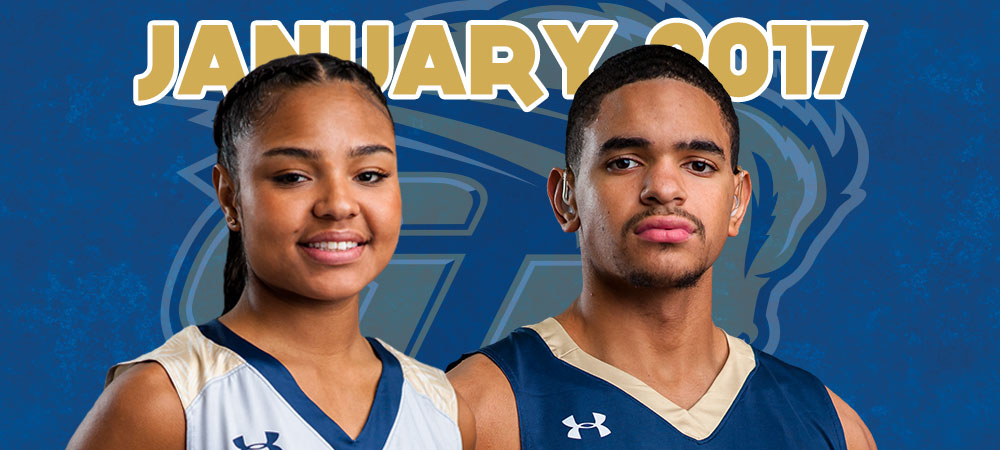 Smith and Cruz selected as January Bison of the Month presented by GIS
