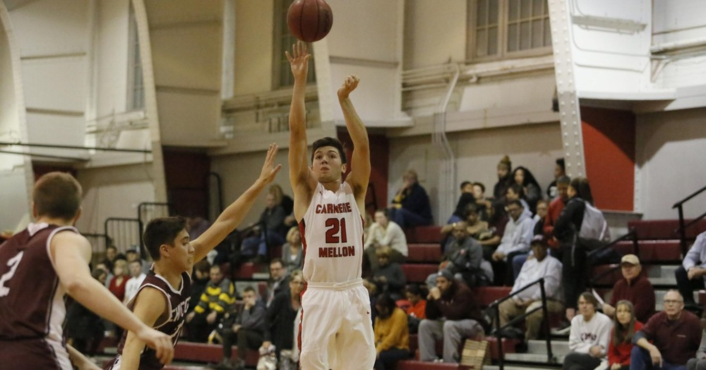 Late Steal by Chicago Lifts Maroons to a 66-64 Win over Carnegie Mellon