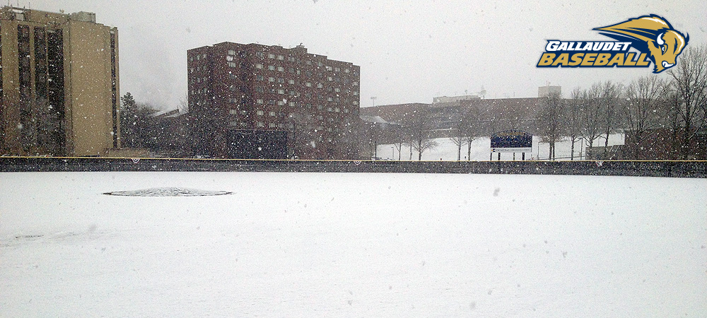 Bison baseball game with St. Mary's postponed on Tuesday, teams set to play Wednesday