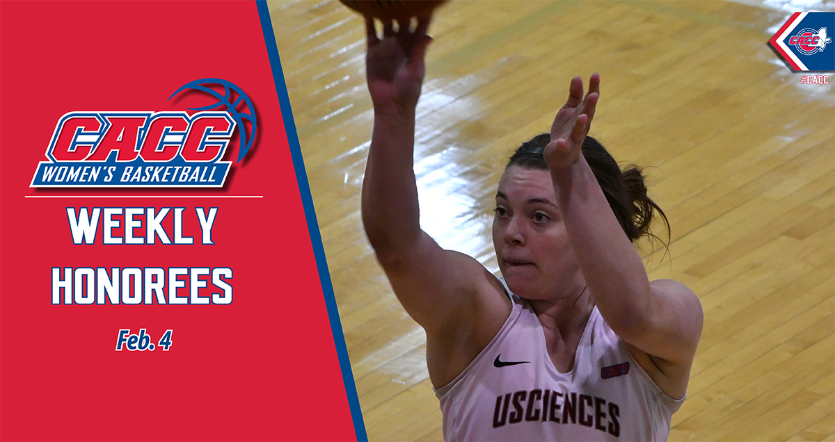 CACC Women's Basketball Weekly Honorees (Feb. 4)