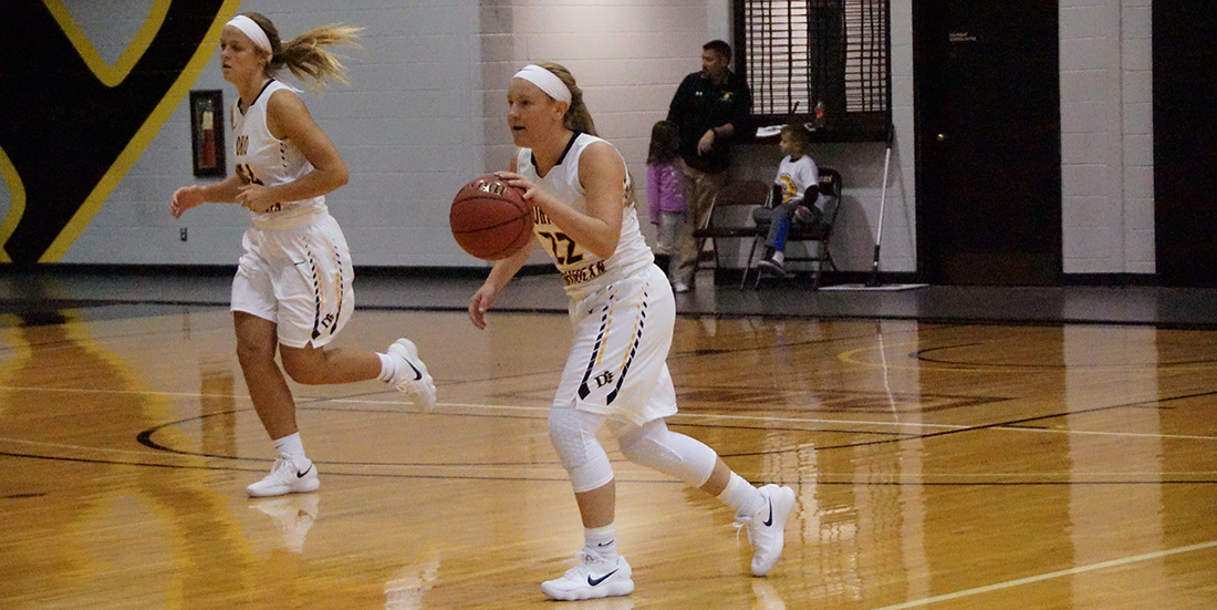 Win Streak Halted As Women's Basketball Falls At Home To Findlay