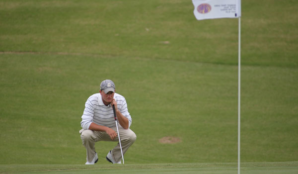 Cobra Men's Golf in Fourth After First Round of Carolina Sands