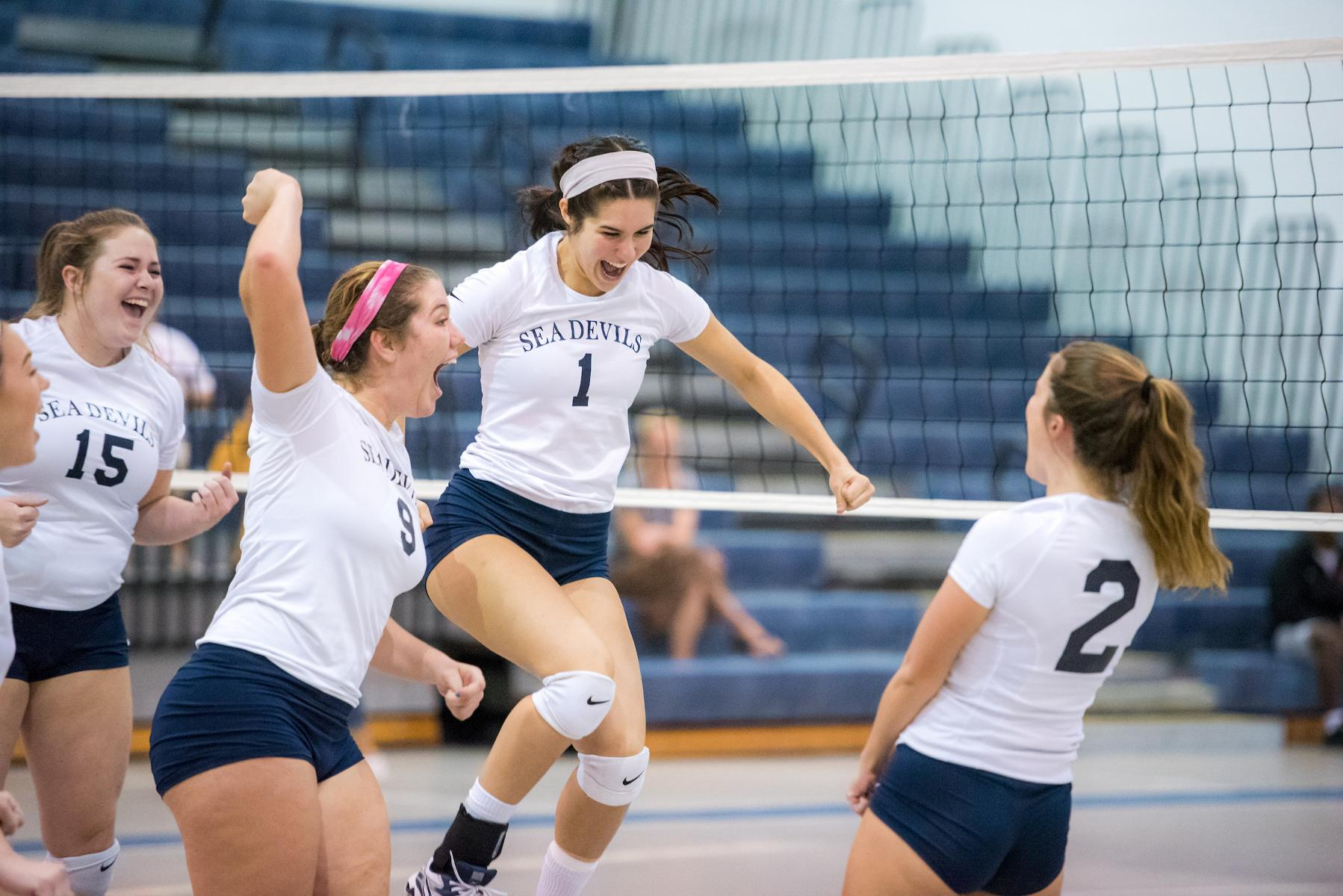 Cape Fear Women's Volleyball Weekend Doubleheader Preview