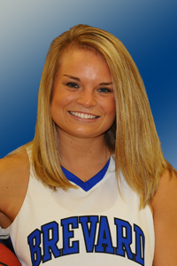 Lindsay Brendle led Brevard with 16 points