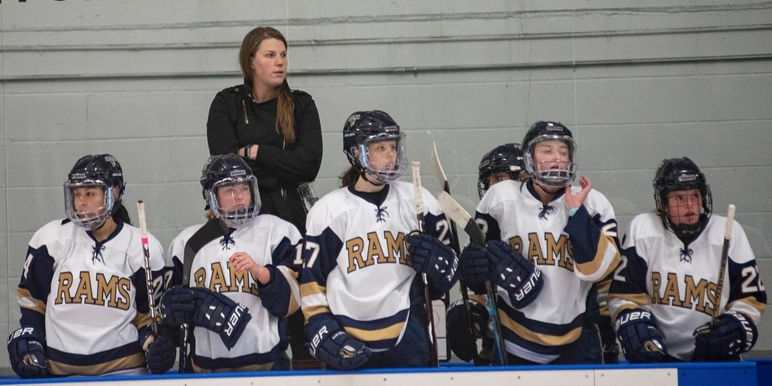 Women's Hockey Hosts UMass Boston in NEHC Quarterfinals