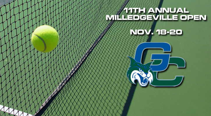 Bobcat Tennis Announces 11th Annual Milledgeville Open and Kids Tennis Festival