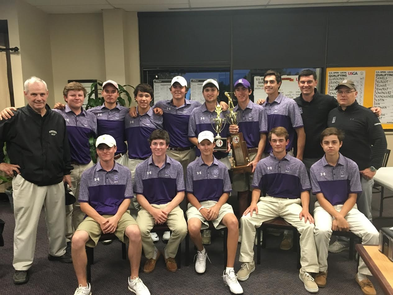 2017 Golf Champions Gonzaga College