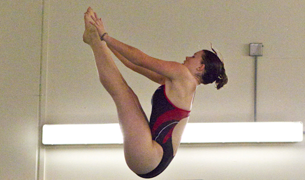 30 Seconds On The Clock: Breanna Tucker, Women's Diving